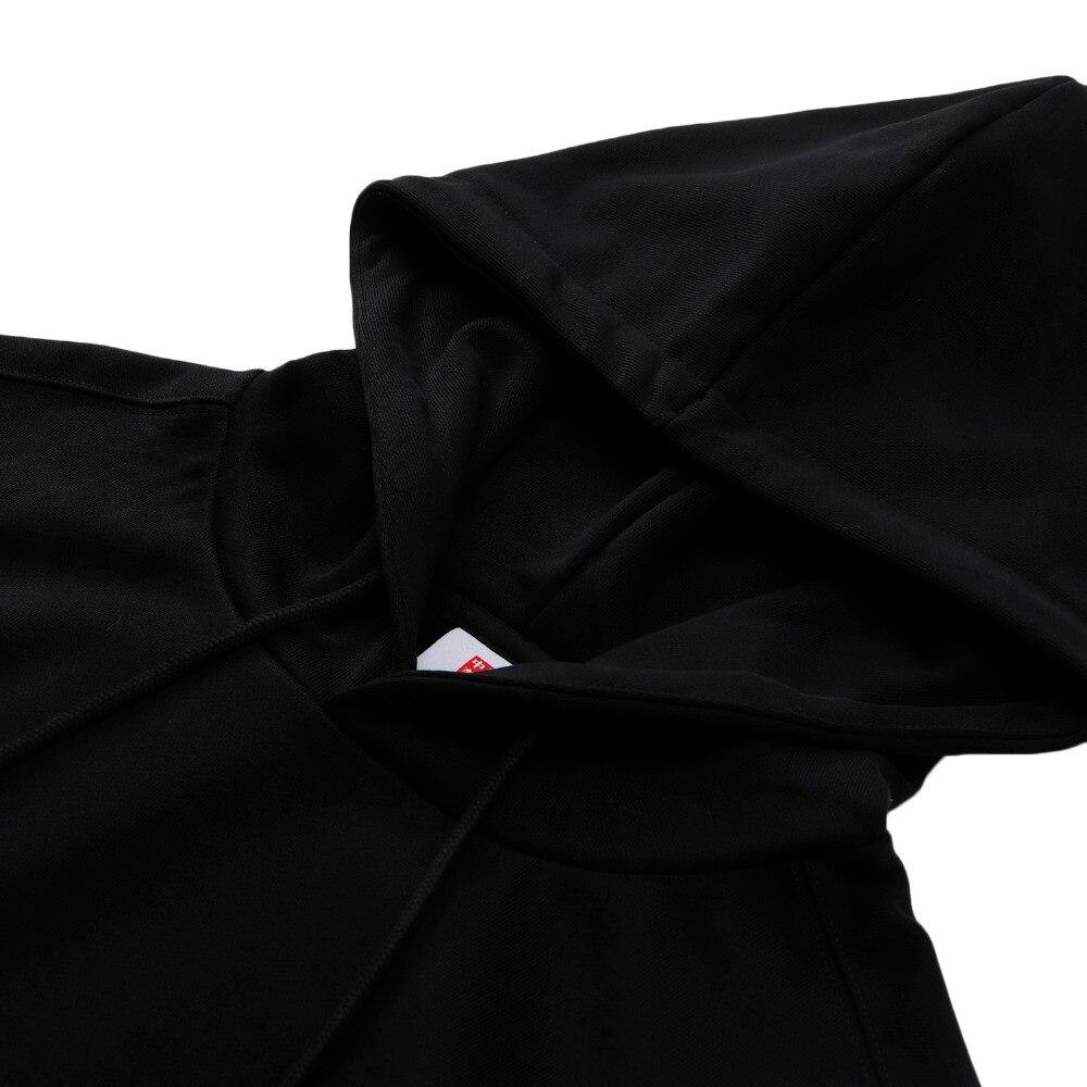 Image 3 - Li Ning  FW Men Sports Life CHINA LINING Hoodie Loose Fit Cotton Ink Painting li ning Comfort Sport Sweater AWDP755 MWW1583Trainning & Exercise Sweaters   -