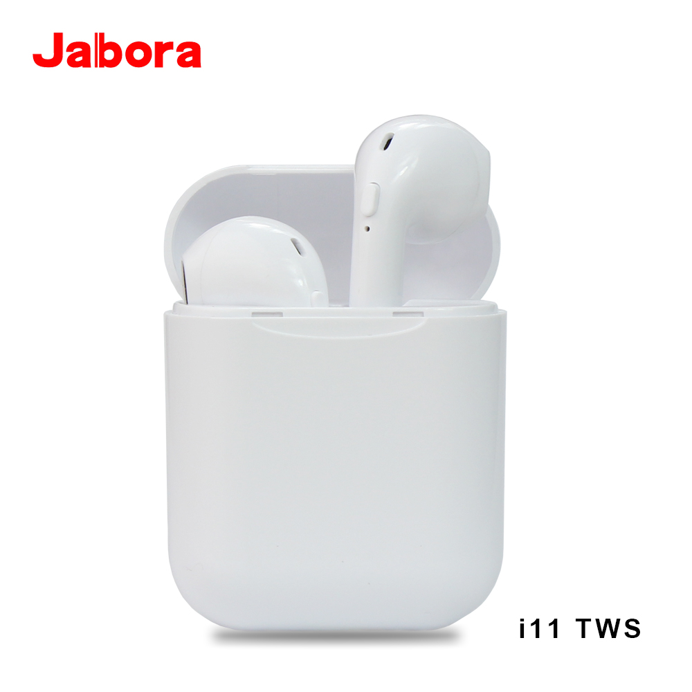 2019 Latest I11 Tws Mini Wi-fi Earphone 5.zero Bluetooth Stereo Handsfree Earbud Headset With Charging Case For All Good Cellphone