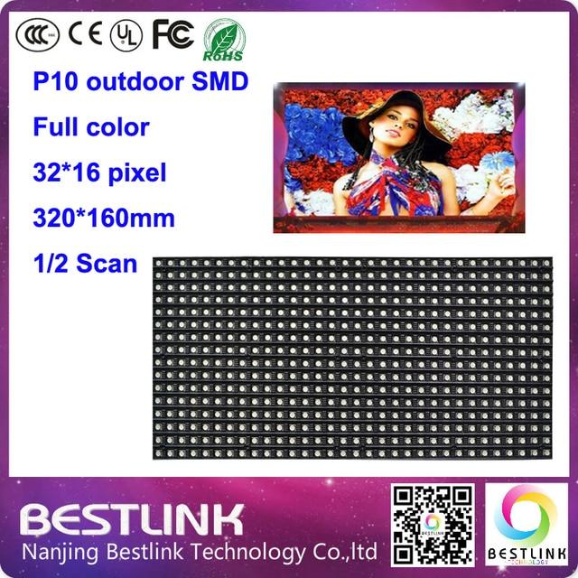 P10 открытый полноцветный светодиодный экран с p10 открытый smd rgb led модуль 2 s p10 привело видеостены светодиодный рекламный щит