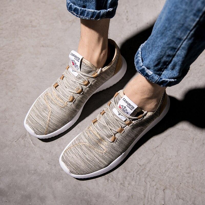 Nuevos Ligero Al Moda Calzado Mocasines Respirables La Los blue Libre Chaussures De Black yellow Casula Aire Hombres Zapatos gray 8wxzqSdP