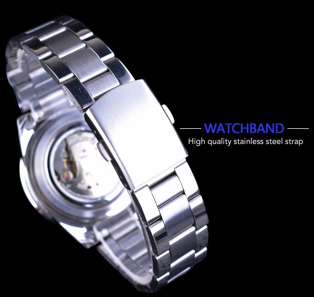 Vencedor design da marca de luxo azul