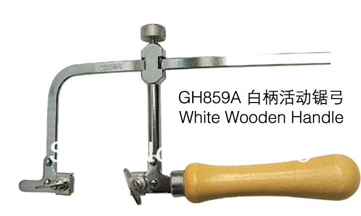 goldsmith jewelry tools 1pclot wooden handle bowsawbowgold silver metal saw