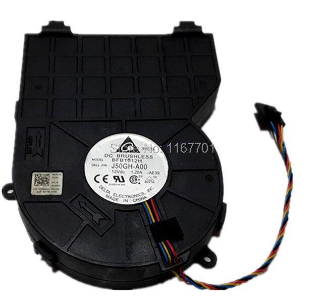 US $31 66 12% OFF|Laptop cpu cooling fan untuk dell optiplex 390 790 990  990sf 7010 9010 ssf j50gh a00 j50gh a01 bfb1012h ae39 pvb120g12h p01 ab fan