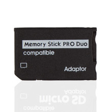 Hot Sale Micro SD TF to Memory Stick MS Pro Duo Reader for Adapter Converter #10243