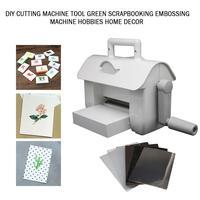 Home Embossing Die Tool DIY Dies Cutting Embossing Machine Scrapbooking Dies Cutter Paper Card Die Cut Machine