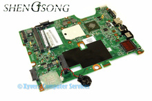 498460-001 for H P Compaq CQ50 G50 CQ60 G60 Laptop Motherboard 48.4J103.011 tested OK Freeshipping