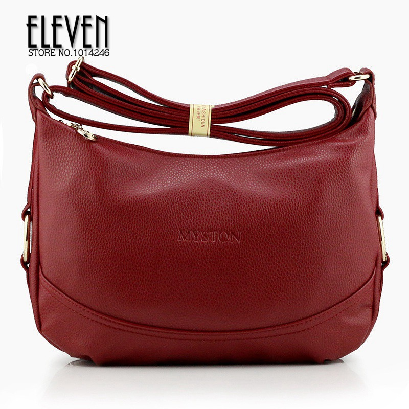 Fashion Women Leather Handbags Shoulder Bags High Quality Ladies Crossbody Bag Casual Small Women Messenger Bags Bolsa Feminina fashion women s casual handbags genuine leather shoulder bag women messenger bag high quality women bag bolsa feminina d9320