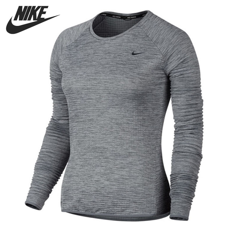 Original New Arrival 2017 NIKE Women's Knitted Pullover Jerseys Sweater Sportswear original adidas men s knitted pullover ab4373 ab4374 jerseys sportswear free shipping page 1