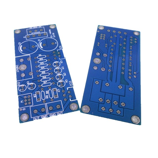 TDA2030A board khuếch đại công suất 2.0/LM1875T2.0 board khuếch đại công suất siêu tốt chất lượng âm thanh không có tiếng ồn PCB board trống