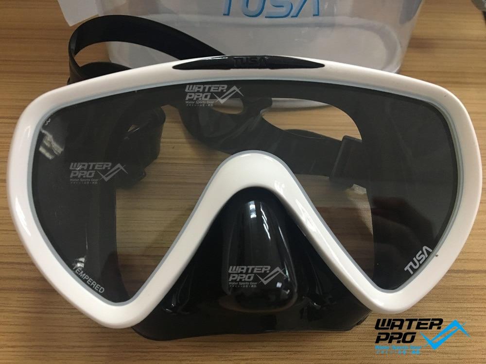 TUSA M-17 CONCERO masque plongée sous-marine masque de plongée 1 fenêtre design