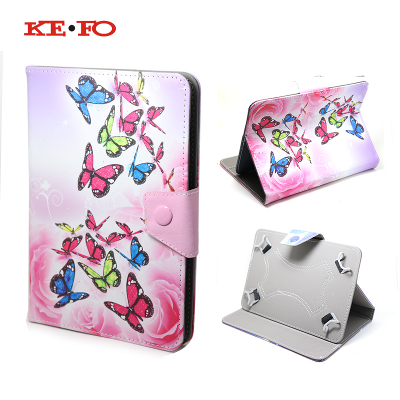 Kefo For Google Nexus 7 ii 2013 case For tablet 7 inch universal Flip Leather Cover For huawei mediapad t1 7.0 t1-701w t1-701u tablet Accessories (38)