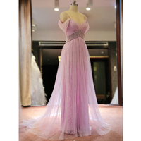 robe demoiselle d'honneur 2018 new lace sleeve cap sleeve A-Line Floor-Length Light purple bridesmaid dress Cheap Cheap wedding