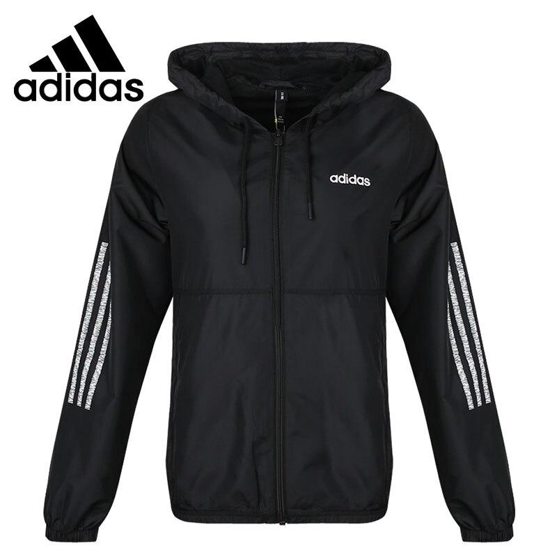 Original New Arrival 2019 Adidas NEO W CE 3S WB Womens  jacket Hooded  Sportswear Original New Arrival 2019 Adidas NEO W CE 3S WB Womens  jacket Hooded  Sportswear