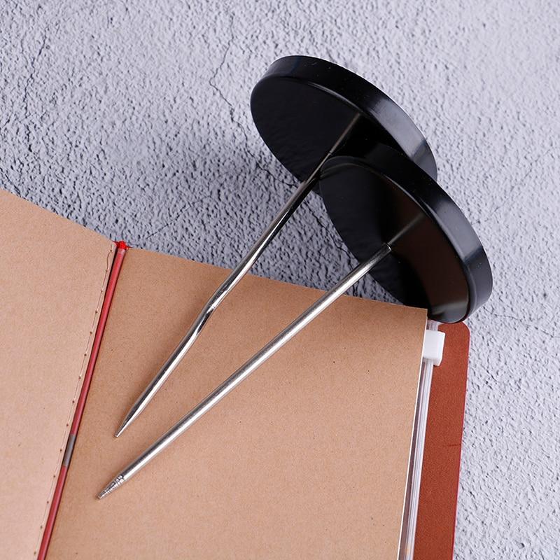 Держатель для заметок, Шпилька для банкнот, чеков, бумажных заметок, для офисного стола
