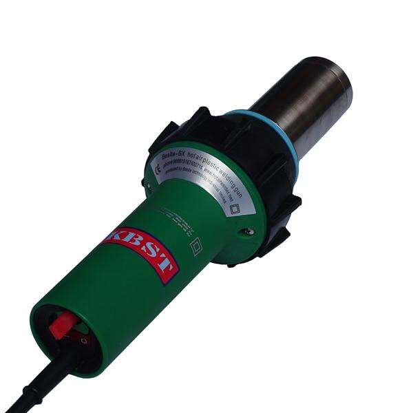 3400 Watt haute puissance hot air blower, En plastique pistolet de soudage, En plastique soudeur pistolet, Heat gun