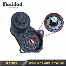 Buy 6-TORX Rear Caliper Parking Brake Servo Motor for Audi VW Passat B6 B7 CC 3C0998281 3C0998281A 3C0998281B 32330208