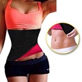 Neoprene Sweat Hot Shaper Hot Belt Waist Trainer Tummy Control Bodysuit Shapewear Waist Corset Workout Girdles Slimming Belt
