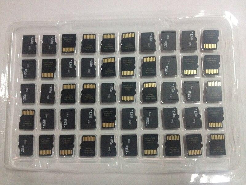 Prix pour 100 pcs un lot 64 MB 128 MB 256 MB 512 MB 1 GB 2 GB 4 GB 8 GB MicroSD TF carte mémoire Micro SD cartes