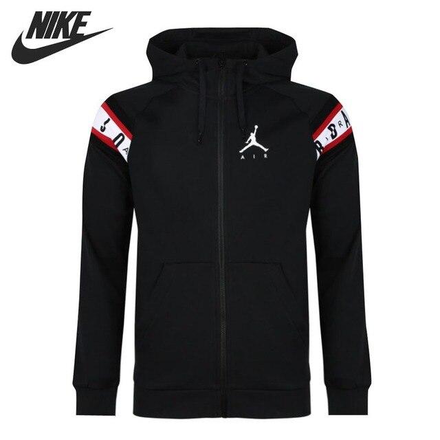 the latest 483b9 3676b Original New Arrival 2018 NIKE Men s Jacket Hooded Sportswear