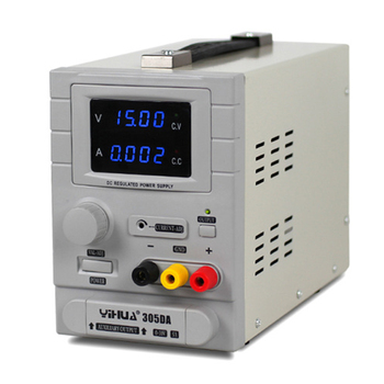 YIHUA 305DA Overload Switching Mode Adjustable DC Power Supply 5A Regulate Power Supply