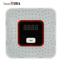 SmartYIBA Combustible Gas Alarmer For Fire Protection Independent Natural Gas Detector Combustible Gas Sensor Alarm