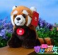 Doll  Plush Panda  Toys  Cute  Red Panda  Simulation Animal  Gift  Genuine Shasha