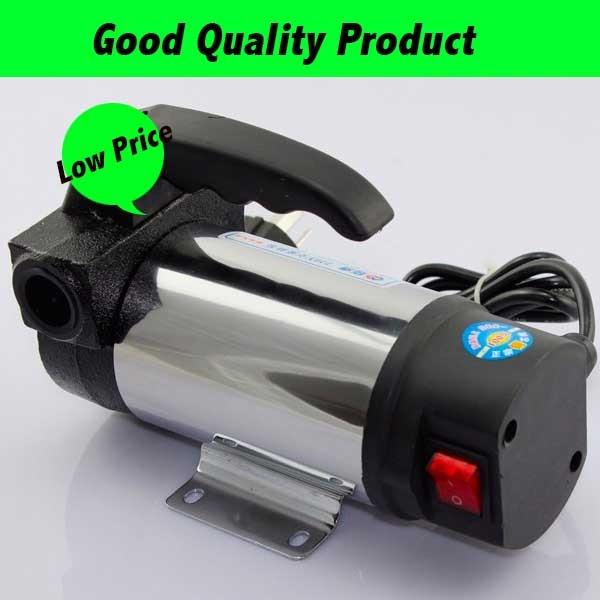 24V 150W Electric Fuel Pump 70L/min Diesel Self Suction Oil