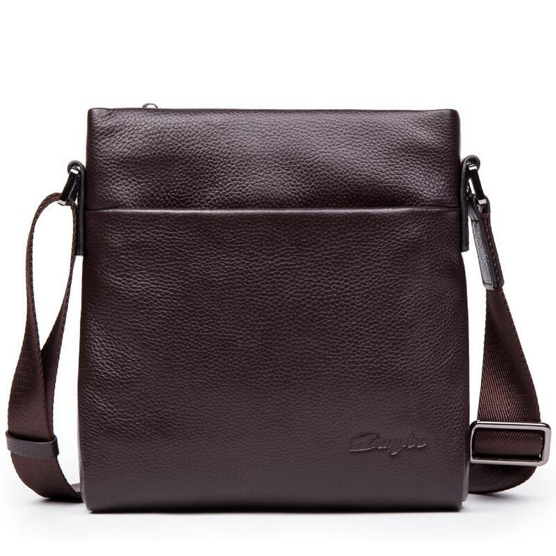 2017 Hot  Genuine Leather Bag Mens Messenger Bag Shoulder Bags  Fashion Casual  Business bag   LJ-8472017 Hot  Genuine Leather Bag Mens Messenger Bag Shoulder Bags  Fashion Casual  Business bag   LJ-847