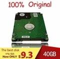 "1 unids/lote 2.5 ""2.5 pulgadas PATA IDE HDD 40 GB 40G 5400 rpm 4200 rpm de Disco Duro Interno Drive Para Laptop FreeShipping"