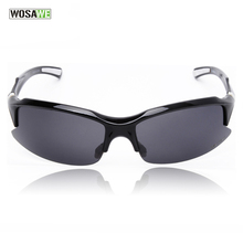 WOSAWE Professional Polarized Lens Men Women Cycling Glasses Bike Goggle Outdoor Sports Bicycle Sunglasses Original Box