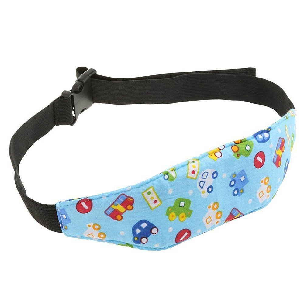 Image 4 - Infant Baby Car Seat Head Support Children Belt Fastening Belt Adjustable Playpens Sleep Positioner Baby Saftey Pillows-in Pillow from Mother & Kids