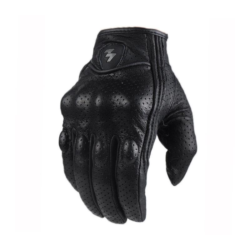 Professional Sport Motorcycle Gloves Men Protective Hands Full Finger Motor Gloves