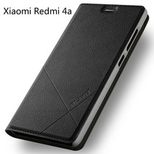 Оригинальный ochgep бренд для Xiaomi Redmi 4A, Роскошные Fundas флип чехол Кожаный чехол для Xiaomi Redmi 4A 5.0 «дюймов