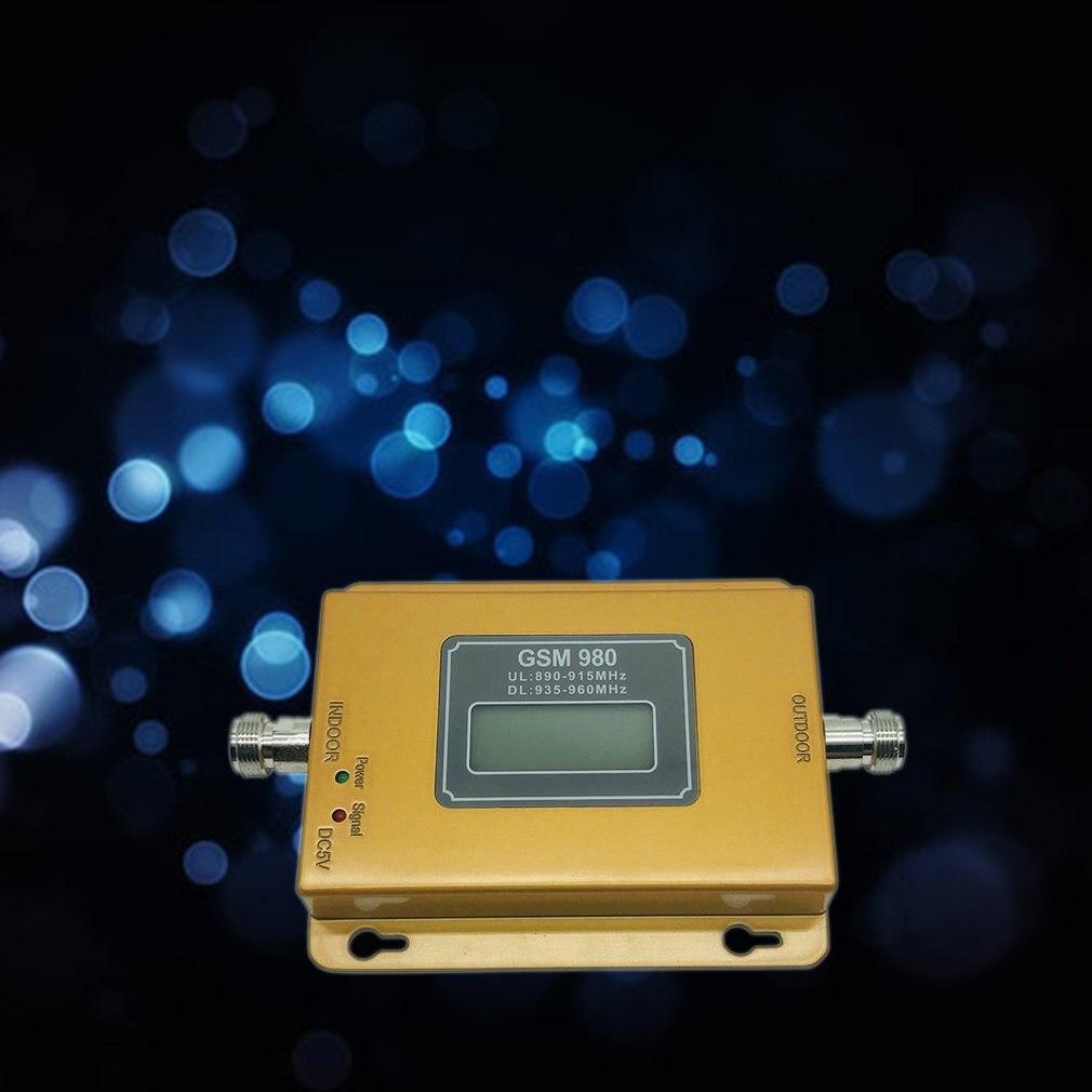 Pequeña pantalla CDMA de 850 MHz teléfono móvil teléfono señal mejora amplificador - 5