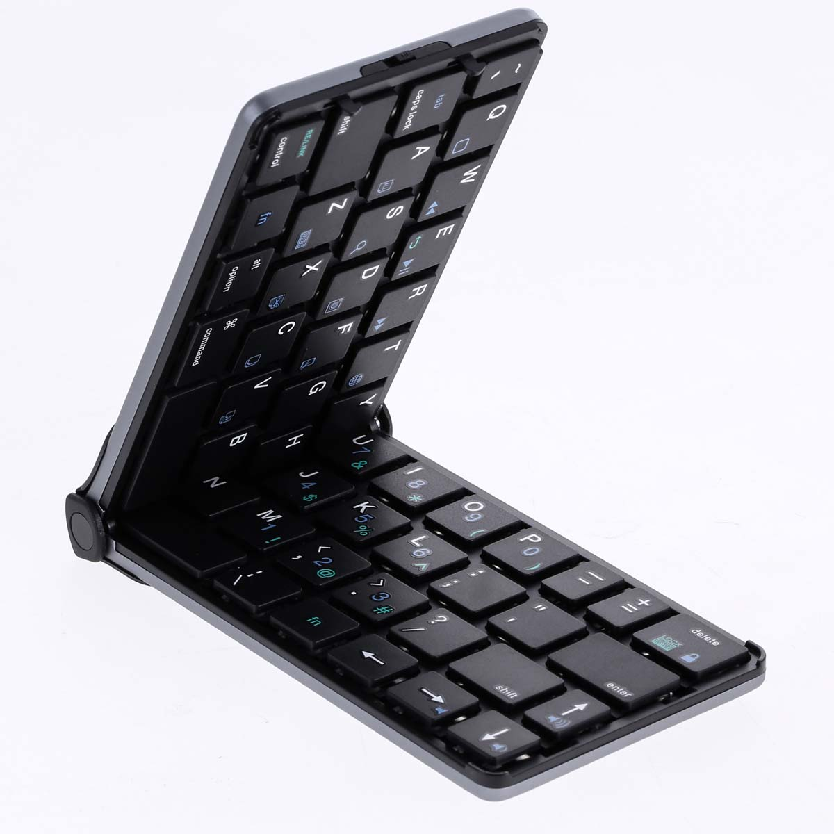 Foldable Keyboard Bluetooth Keyboard 4 2 Keypad for Android IOS Windows font b Tablet b font