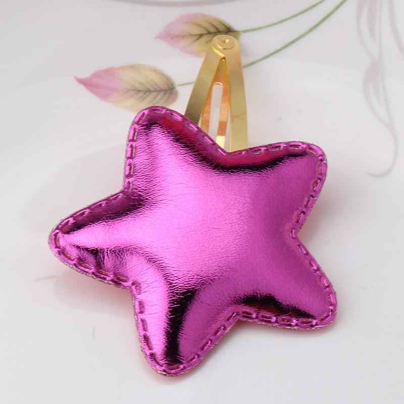 HTB1ORDZJFXXXXXCXXXXq6xXFXXXT Sparkling Glitter Sequins Heart Butterfly Stars Girl Hair Clip - 3 Styles