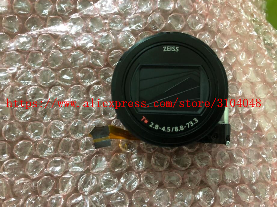 New Lens Zoom Unit For SONY Cyber-shot DSC-RX100M6 RX100 VI Digital Camera Repair Part NO CCDNew Lens Zoom Unit For SONY Cyber-shot DSC-RX100M6 RX100 VI Digital Camera Repair Part NO CCD