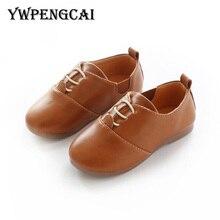 00a2b025ab7 Ywpengcai bebé niño suave Flexible Zapatos estilo simple primavera otoño  niños casual Zapatos Niños Niñas pu