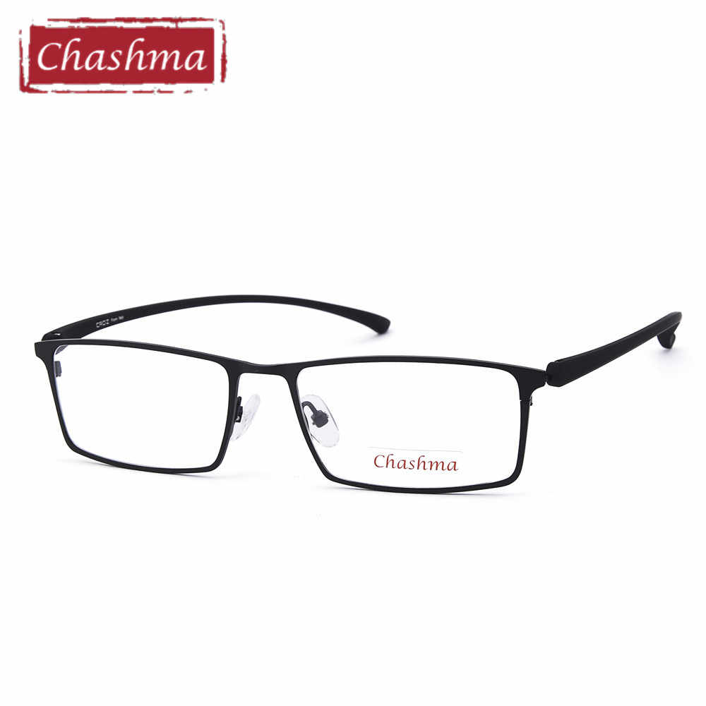 3b207291d8fc Detail Feedback Questions about Chashma Top Quality Made in Shenzhen  Eyeglasses Pure Titanium Men Myopia Glasses Frames Top Quality Eyeglasses on  ...