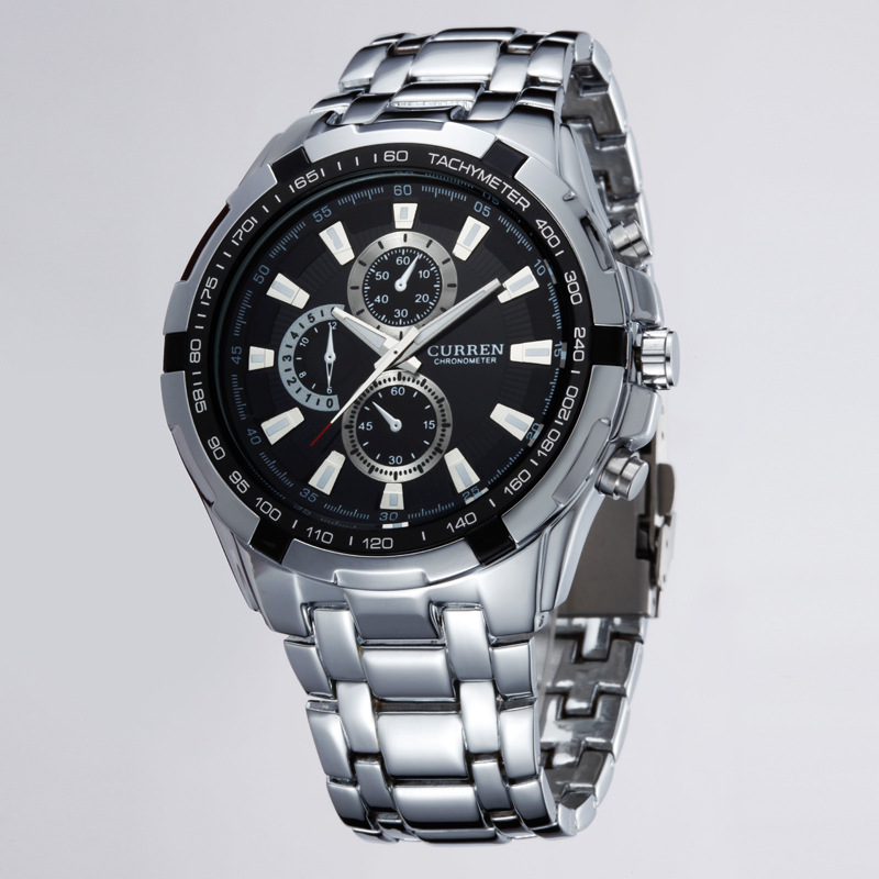 New Fashion Watches Alloy Casual Watch Individuality Creative  Mens Watches Relogio ClockNew Fashion Watches Alloy Casual Watch Individuality Creative  Mens Watches Relogio Clock