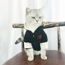 Cat Costume Kittens Clothes All Seasons Novelty Cute  Poodle Vests for Cats 50MYF039