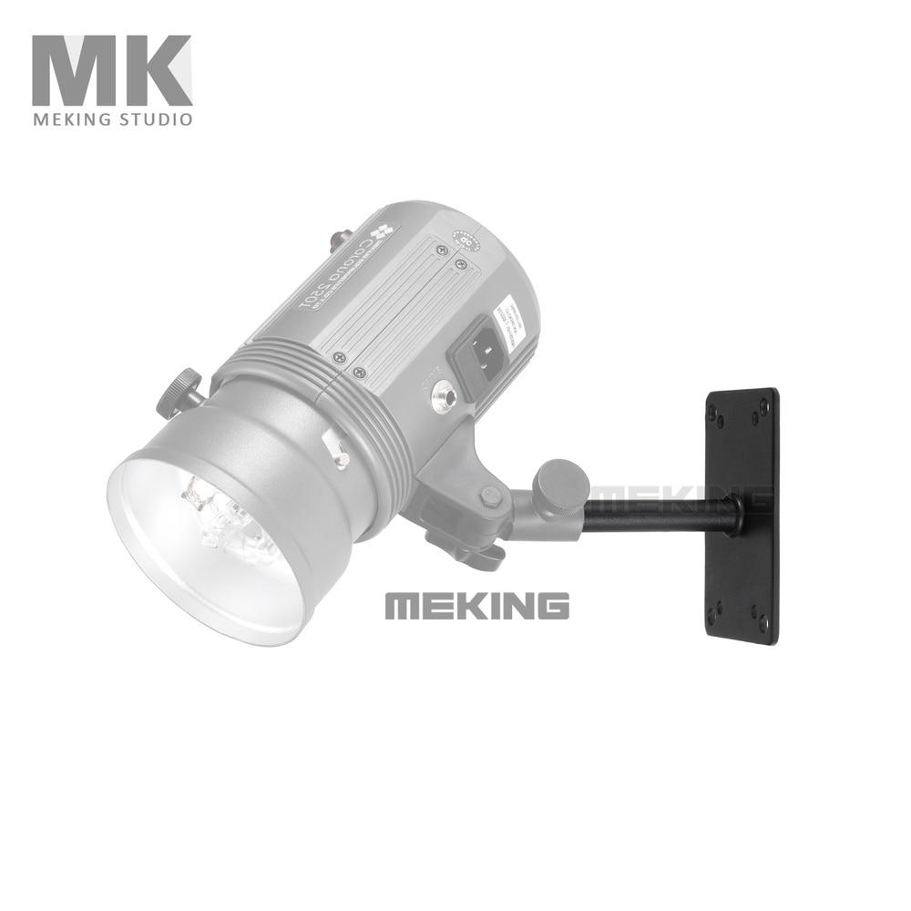 Meking фотостудия светильник ing настенный держатель мини светильник подставка детская тарелка 12 см M11-027B