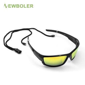 c1affb7749 ... pesca de 2018 gafas polarizadas para hombres al aire libre de las mujeres  al aire libre deporte gafas de conducir senderismo escalada gafas de sol  UV400 ...