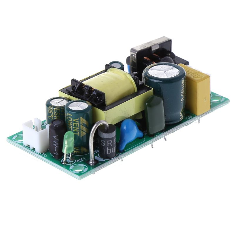 OOTDTY AC-DC <font><b>12V</b></font> <font><b>1.5A</b></font> Switching <font><b>Power</b></font> <font><b>Supply</b></font> Module AC100-265V Board For Replace Repair image