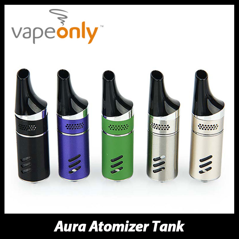 Original VapeOnly Aura Atomizer Tank Electronic Cigarette 3ml E liquid Capacity Aura Tank for Vapeonly Aura