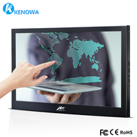 15.6 1920x1080 IPS Thin Portable Gaming Monitor 10 Multi Touch Screen HDMI LCD Monitor Display for Raspberry PS4 playstation4