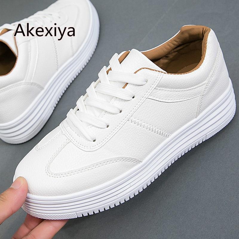 Zapatos Tenis Blancos