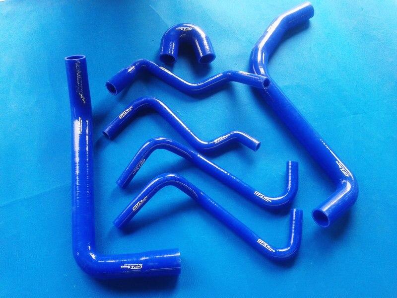 Holden commodore VT  VX 3.8L V6 radiator hose 1997-2002 Blue