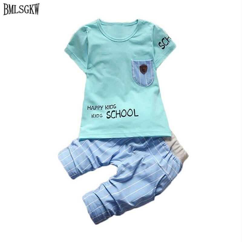 BMLSGKW Clothes Kids Suits 2pcs Children Clothing set