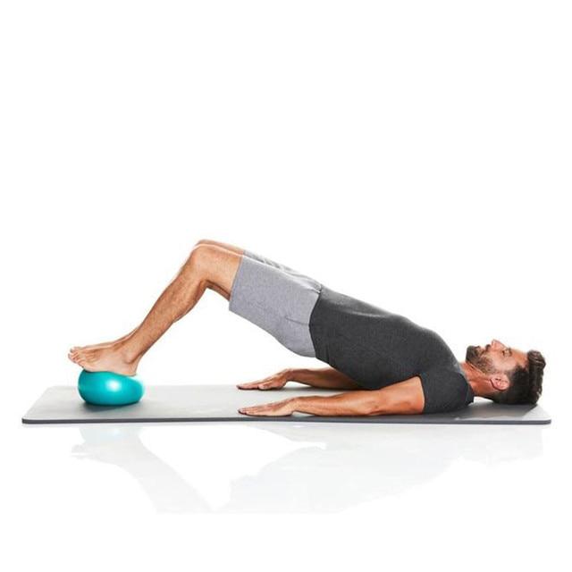 1 pcs 25cm yoga ball physical fitn
